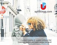 Logo Design   Upliftingg.com