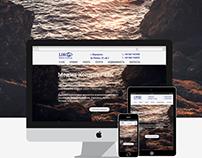 Redesign Lik-media main page