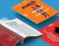 Newsophia | Editorial Design