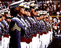 Women at West Point - The first female cadets - 1976