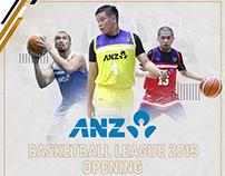ANZ Basketball League 2019