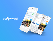 Act4ward Mobile app