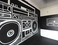 I Can't Live Without My Radio | Axa Porto | Muuda