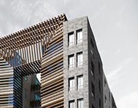 Al Sadd Residential Building (B+G+7)