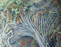 Shoal. Wavescape Artboard Charity Auction.