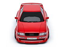 Audi S2 Widebody