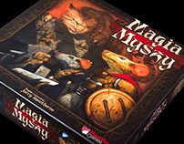 Magia i myszy boardgame