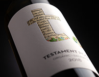Testament wines