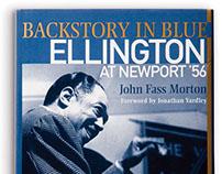 Book Cover Design, Ellington, Rutgers University