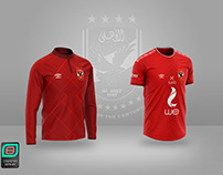Al Ahly kit and pre match kit 2021