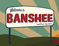 Banshee Intro Sequence