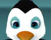 Pancho the pinguin
