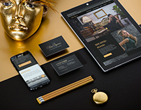 Elfie & Ignaz - Brand Identity & Webdesign