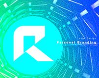 Rafael Maciel - Personal Logo