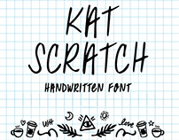 Kat Scratch Font