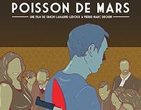 Poisson de Mars - Affiche de film