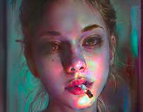 Portrait study 160430