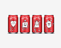Coca-Cola / Share your Sparkle