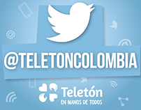 Teletón Social network