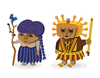 Mulla characters