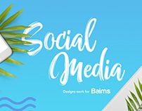 Social Media for Baims