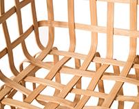 Lattice Chair