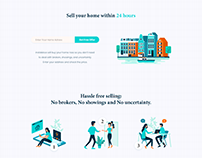 InstaMove.co Website Design