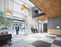 apa wojciechowski architekci | warsaw housing