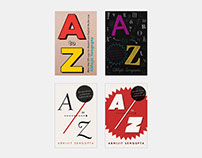A to Z: Book Cover