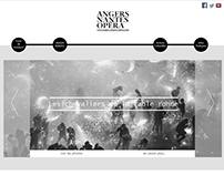 Refonte d'un site existant : Angers Nantes Opéra