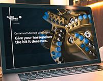 Baker Hughes, Dynamus Drill bit, interactive brochure
