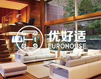 Eurohouse Visual Identity