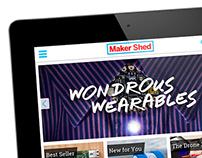 Integrated FLORA Wearable Electronics Creative