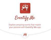 Eventify Me - Event App