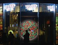 M&M's World at Leicester Square