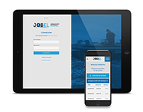 Jobel Web design + app