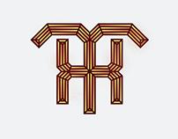 """""""TH"""" Monogram"""