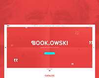 UI/UX Book Online Store Landing Page