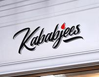 Kababjees | Re-Branding Concept