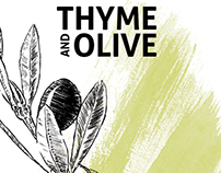 Thyme & Olive (olive oil)