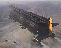 Zeppelin concept