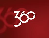 Logo design for 360 services