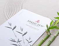 Spaso Zen || Catalogs Design