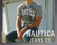 Nautica Jeans Look Book Spring/Summer 2010