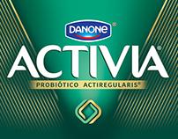 Danone - ReLanzamiento de Activia
