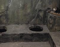 Gehenna: WWII Japanese Bunker latrine