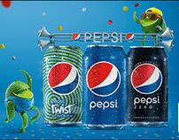 Pepsi . Carnaval