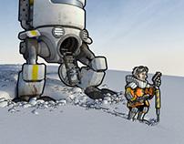 Explorers II | illustration