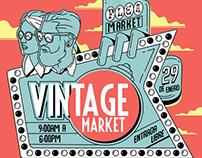 Flyer Vintage Market