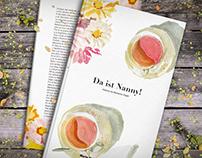 Da ist Nanny! - Cover design